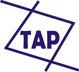 This image has an empty alt attribute; its file name is TAP.png